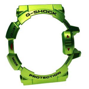 Casio G-Shock   Bezel > Gehäuseteil > grün metallic > GBA-400-3B