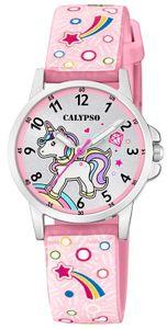 Calypso Junior Collection Uhr Kinderuhr rosa K5776/5