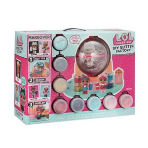 L.O.L. Surprise! Station DIY Glitzerstation Glitter Factory Figur selber machen