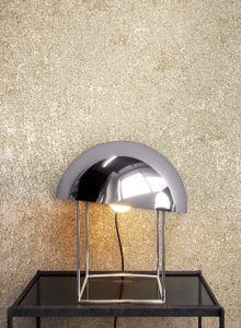 Tapete Glanztapete Gold   Glamour Uni Modern Glänzend Metallic Struktur Tatum