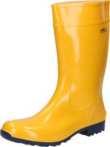 SALIHA® Regenstiefel Damenstiefel Luisa gelb gelb Größe