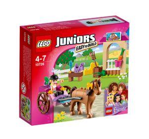LEGO® Juniors Stephanies Pferdekutsche 10726