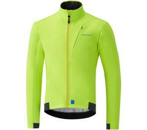 Shimano Softshell Jacket Neon Yellow (M)
