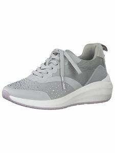 Tamaris Fashletics Damen Sneaker grau 1-1-23730-25 normal Größe: 38 EU