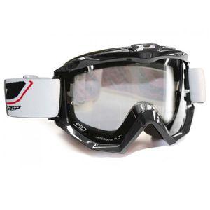 ProGrip Crossbrille Race Line schwarz 3201 - Motocross Brille