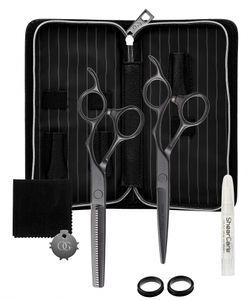 Olivia Garden Silk Cut PRO Matt Black 2er Set RH 5,75+Eff