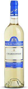 Nicolas Napoleon Chardonnay Blanc Vin de Pays d Oc Melonenduft 750ml
