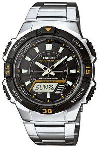 Casio Solaruhr AQ-S800WD-1EVEF Ana-Digi Uhr Armbanduhr