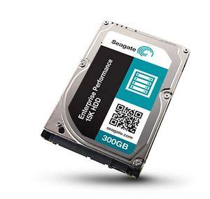 Seagate Enterprise 300GB SAS 12Gb/s, 2.5 Zoll, 300 GB, 15000 RPM, SAS, 128 MB, Hybrid-HDD