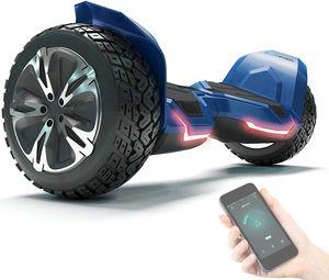 "Bluewheel HX510 Offroad Hoverboard Self Balancing Scooter 21,59cm (8,5"") Räder - Blau"