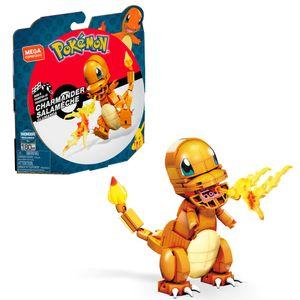 Mega Construx Pokémon Medium Pokémon Glumanda