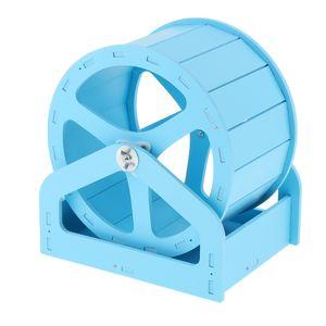 1 Stück Hamster Übungsspielzeug Farbe Blau