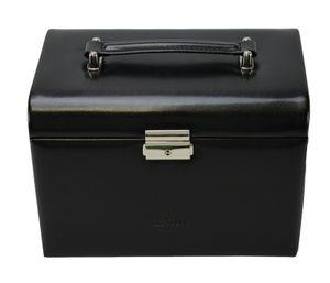 WINDROSE Merino Moda Jewelry Box S Black