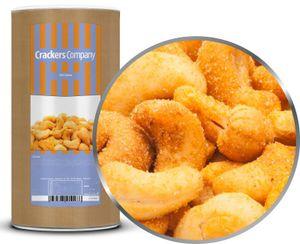 Chili Cashew - Geröstet & gesalzene scharfe Cashews - Membrandose groß 700g