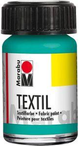 """Marabu Textilfarbe """"Textil"""" aquagrün 15 ml"""