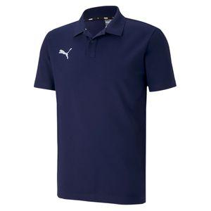 Puma Team Goal 23 Casuals Polo Shirt dunkelblau