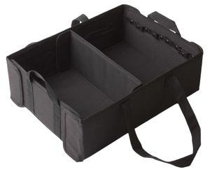 Walser Flexibox Kofferraumbox universell einsetzbar schwarz, 24046