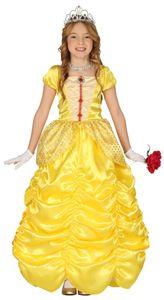 Fiestas Guirca dress up princess Mädchen gelb Größe 125-135