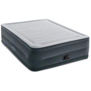 Intex Luftbett Comfort Plush High Rise Queen mit Pumpe 64418