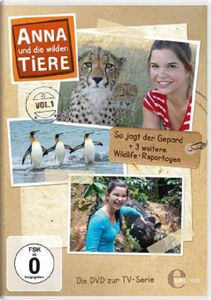 Anna Und Die Wilden Tiere-(1)Staffelbox