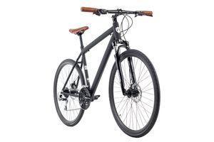 Cityrad Herren 28'' Urban-Bike Bloor schwarz Alu-Rahmen RH 51 cm KS Cycling