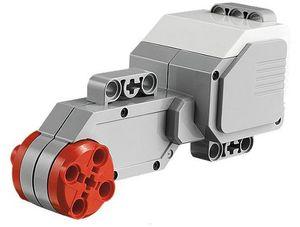 LEGO MINDSTORMS Großer EV3 Servomotor, Rot, Silber