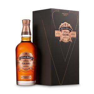 CHIVAS REGAL Chivas Regal, Blended Scotch Whisky Ultis, Schottland 0.7 l