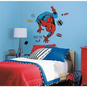 RoomMates wandaufkleber Spiderman Vinyl 24 Stück