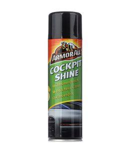 Armor All 85500L Cockpit Shine Zitronenfrisch Reinigung 500 ml