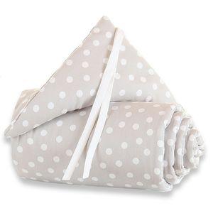 Babybay Nestchen Original, Punkte weiß