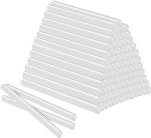 LARS360 Heißklebestifte Heißklebesticks 11x200mm, ca. 2 Kilo - DIY Ersatzsticks Klebesticks für Heißklebepistole