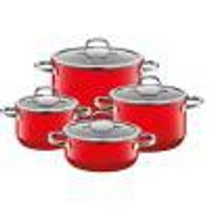 Silit Topf-Set 4tlg. ZENO Red 2109301257