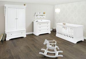 Kinderzimmer 'Emilia' breit