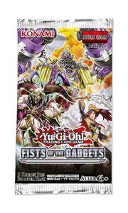 Yu-Gi-Oh! Fist of The Gadgets Zorn der Feuerfaust - 1 Booster - Deutsch