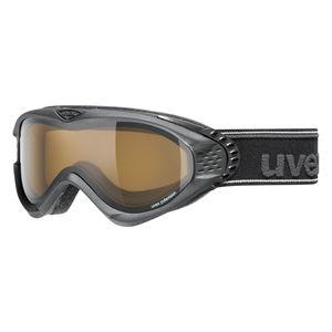 UVEX uvex onyx pola 2021 black met mat -