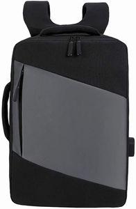Rucksack Computer Tasche Wasserdichte Lässige Herren Schultasche Koreanische Version Des Notebook Rucksack Benutzerdefinierte Logo
