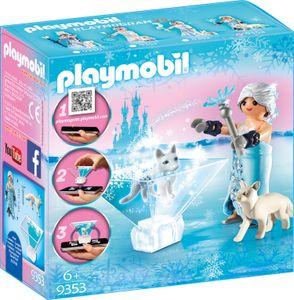 Playmobil 9353 Prinzessin Winterblüte
