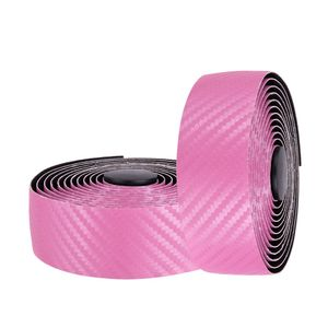 ZTTO Road Bike Bicycle Handlebar Tape Anti-slip Cycling Handle Belt Wraps Bicycle Accessories 4 Bright Colors With Two Bar Plug