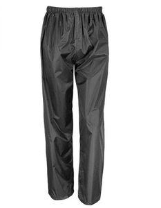 Waterproof Over Trousers / Wasserdicht bis 2.000 mm - Farbe: Black - Größe: XL