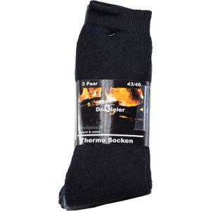 Terrax Herren Thermo Socken sort. 3erPack Gr. 39-42