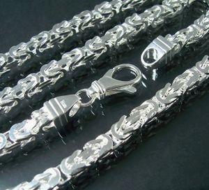 Königskette Kette Sterlingsilber 60cm x 5mm Schmuck Herren 14050-60