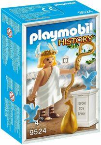 Playmobil 9524 - History – Hermes Griechischer Gott mit zwei Tauben