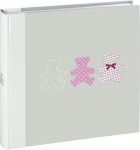 Timotee Babyalbum 30x30 cm rosa