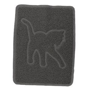 Katzenstreu Matte Katzenklo Unterlage Katzentoilette Vorleger für Saubere Wohnung
