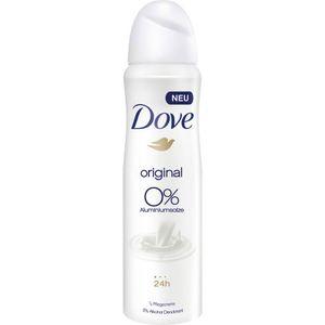 Dove Original Deo-Spray 0% (150 ml)
