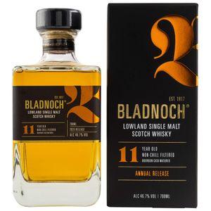 Bladnoch 11 Jahre Bourbon matured
