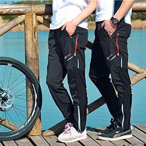 ROCKBROS Lange Hose Radsport Fahrradhose XL  Schwarz Damen Herren
