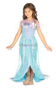 Meerjungfrau Prinzessin Kostüm, Kinder, Größe:M