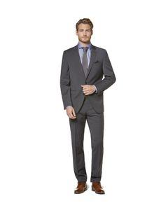 Bugatti - Herren Anzug in verschiedenen Farben, Flexicity (99770), Größe:94, Farben:Anthrazit (280)