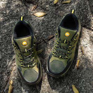 49# Einzelprodukt-HERREN-Sneaker-Climbing&Wandern&Trekking&Übergröße,Farbe: Armeegrün,Größe:49